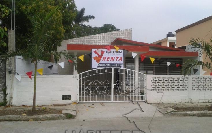 Foto de casa en renta en  , jardines de tuxpan, tuxpan, veracruz de ignacio de la llave, 1110247 No. 01