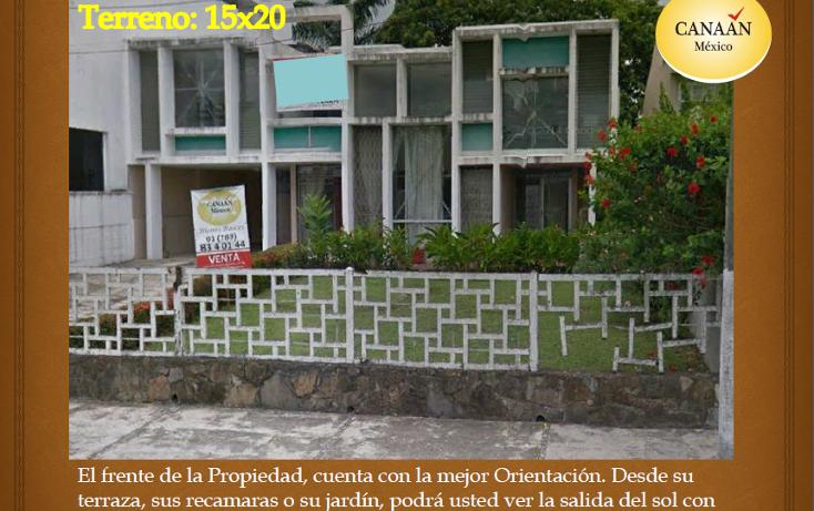 Foto de casa en venta en  , jardines de tuxpan, tuxpan, veracruz de ignacio de la llave, 1175135 No. 05