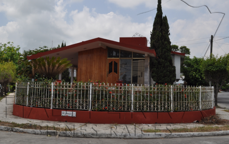 Foto de casa en venta en  , jardines de tuxpan, tuxpan, veracruz de ignacio de la llave, 1296663 No. 01