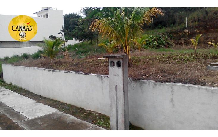 Foto de terreno habitacional en venta en  , jardines de tuxpan, tuxpan, veracruz de ignacio de la llave, 1553408 No. 01