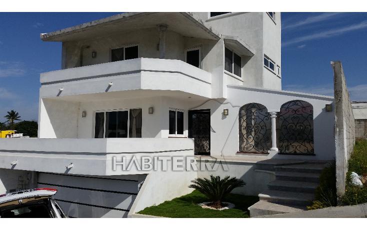 Foto de casa en renta en  , jardines de tuxpan, tuxpan, veracruz de ignacio de la llave, 1604260 No. 01