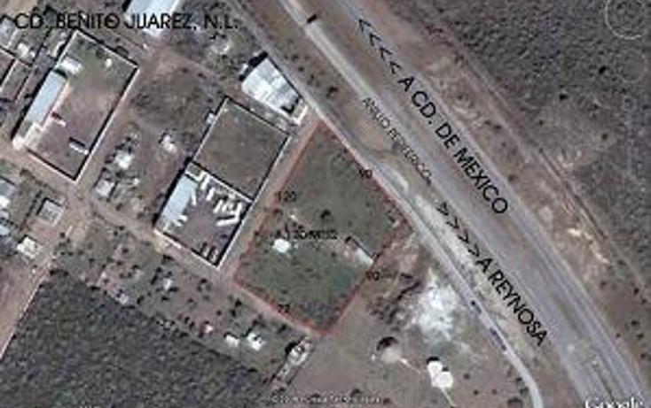 Foto de terreno industrial en venta en  , jardines de villa juárez, juárez, nuevo león, 1440375 No. 01