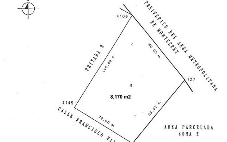 Foto de terreno industrial en venta en  , jardines de villa juárez, juárez, nuevo león, 1440375 No. 02