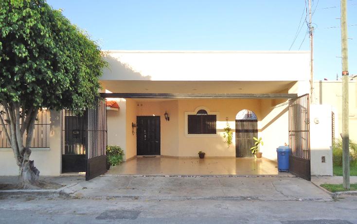 Foto de casa en venta en  , jardines de vista alegre, m?rida, yucat?n, 1041063 No. 01