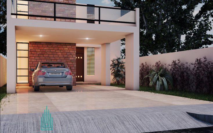 Foto de casa en condominio en venta en, jardines de vista alegre, mérida, yucatán, 1096255 no 01