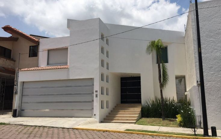 Foto de casa en venta en, jardines de zavaleta, puebla, puebla, 1340727 no 01