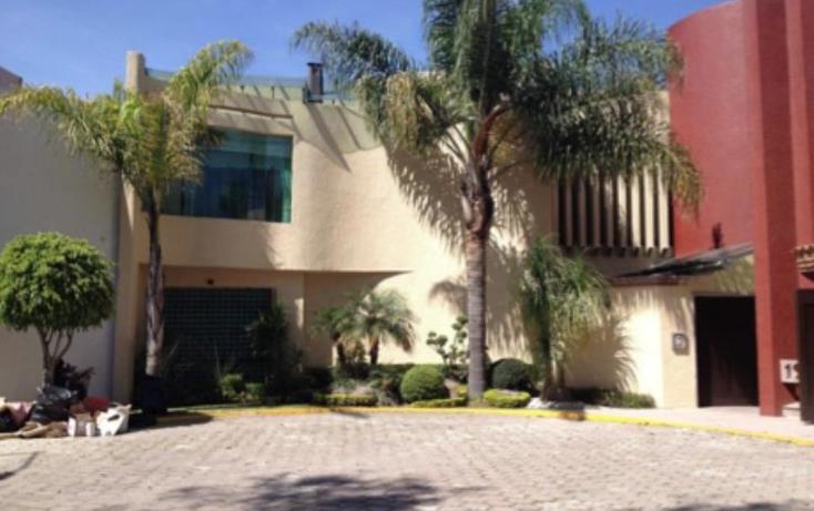 Foto de casa en venta en  , jardines de zavaleta, puebla, puebla, 1470563 No. 01
