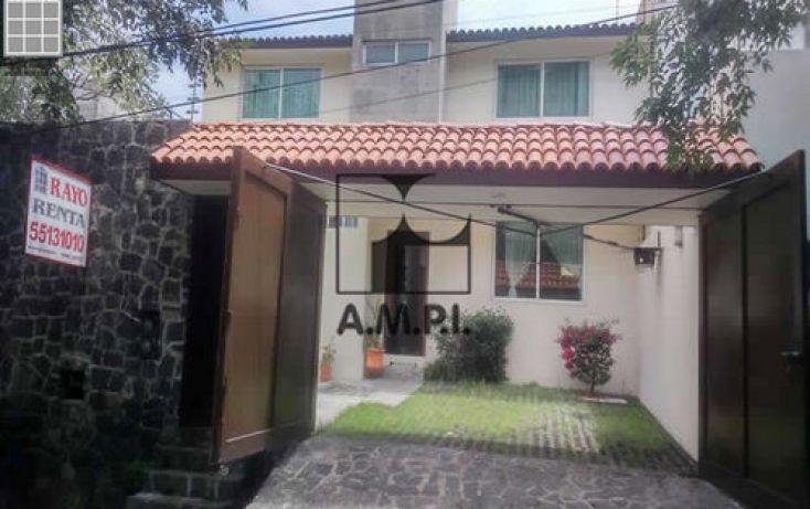 Foto de casa en renta en, jardines del ajusco, tlalpan, df, 2027703 no 01