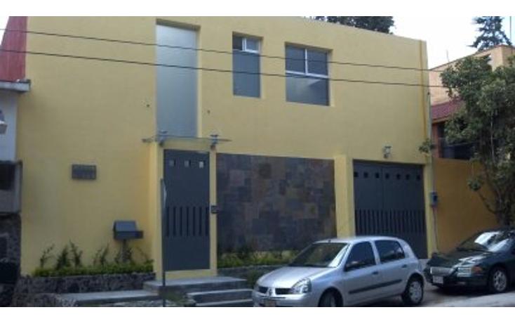 Foto de casa en venta en  , jardines del ajusco, tlalpan, distrito federal, 1092687 No. 01