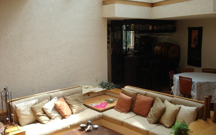 Foto de casa en venta en  , jardines del ajusco, tlalpan, distrito federal, 1270399 No. 06