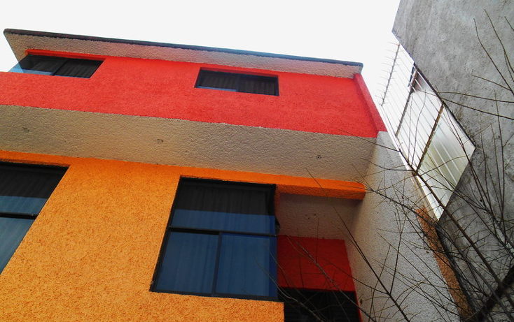 Foto de casa en venta en  , jardines del ajusco, tlalpan, distrito federal, 1657453 No. 01