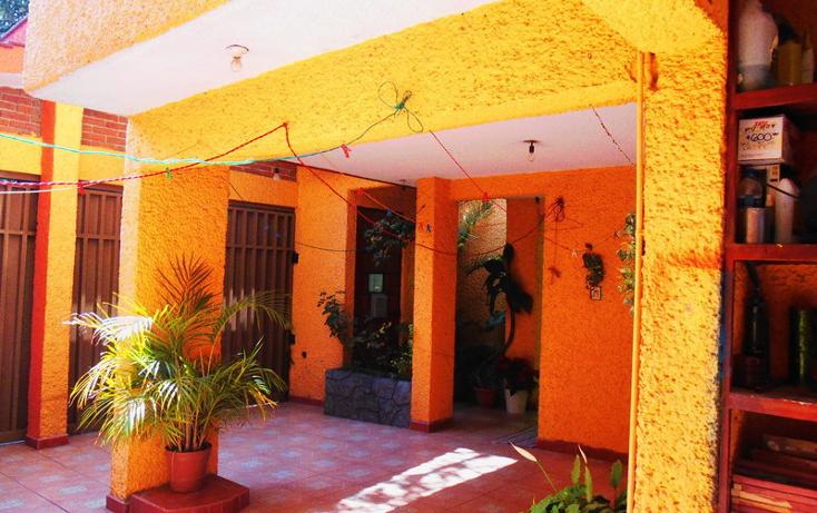 Foto de casa en venta en  , jardines del ajusco, tlalpan, distrito federal, 1657453 No. 02