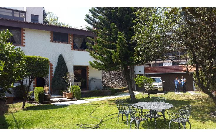 Foto de casa en venta en  , jardines del ajusco, tlalpan, distrito federal, 1722278 No. 01