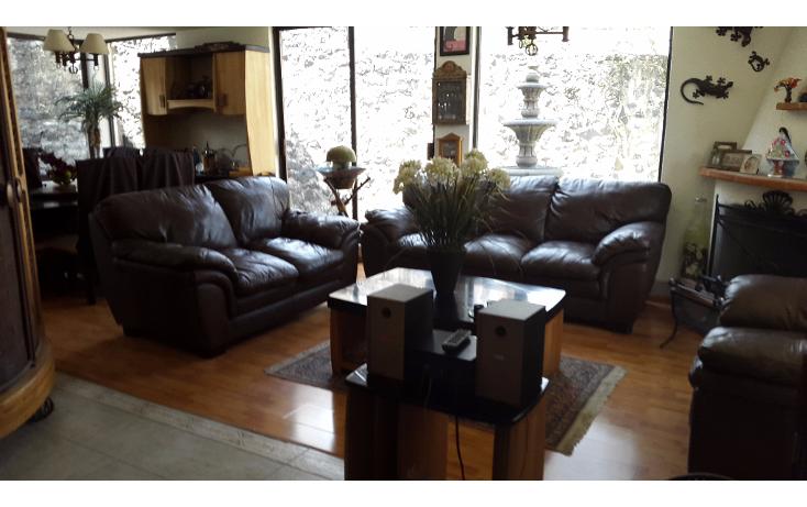 Foto de casa en venta en  , jardines del ajusco, tlalpan, distrito federal, 1722278 No. 05