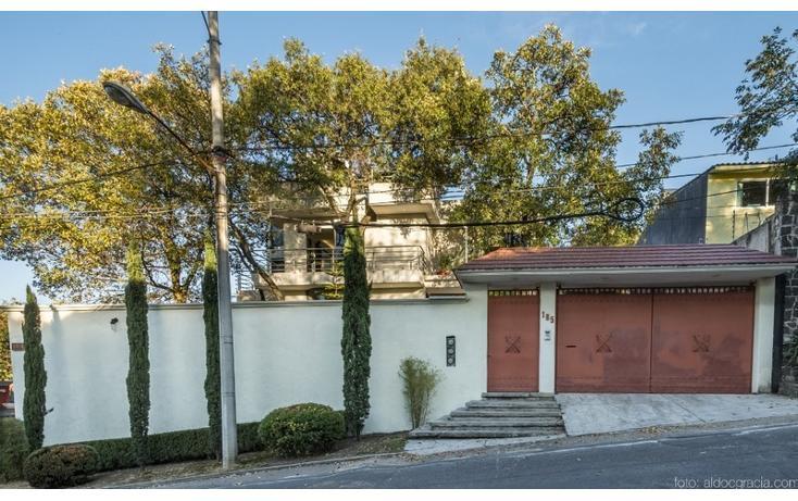 Foto de casa en venta en  , jardines del ajusco, tlalpan, distrito federal, 1857628 No. 01