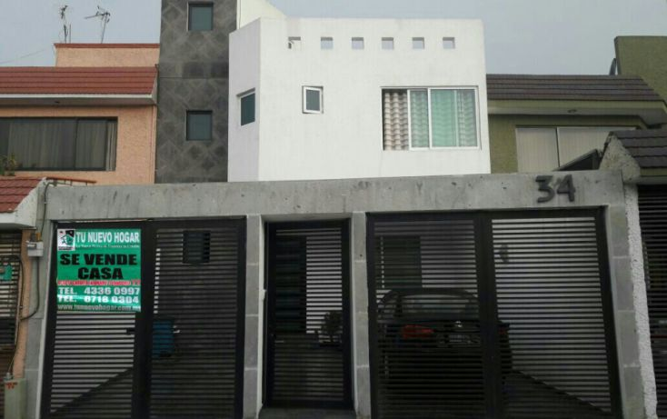 Foto de casa en venta en, jardines del alba, cuautitlán izcalli, estado de méxico, 1969828 no 01