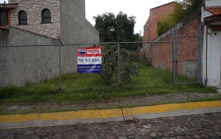 Foto de terreno habitacional en venta en, jardines del alba, cuautitlán izcalli, estado de méxico, 2044828 no 01