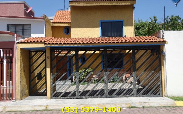 Foto de casa en renta en  , jardines del alba, cuautitlán izcalli, méxico, 2014658 No. 01