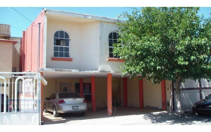 Foto de casa en venta en  , jardines del bosque, juárez, chihuahua, 1983435 No. 01