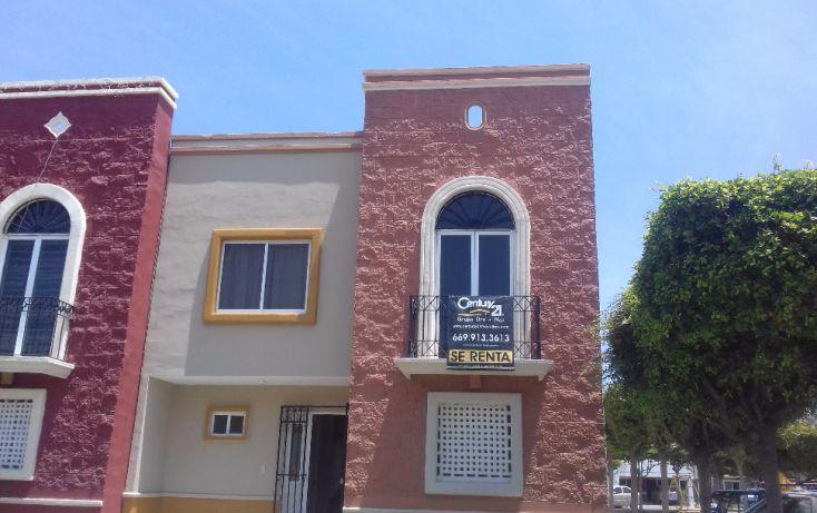 Foto de casa en condominio en renta en, jardines del bosque, mazatlán, sinaloa, 1932568 no 01