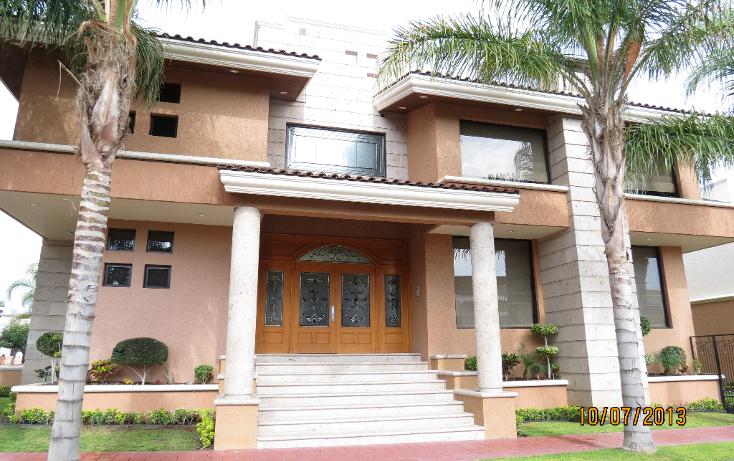 Foto de casa en venta en  , jardines del campestre, aguascalientes, aguascalientes, 1242751 No. 02