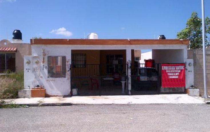 Foto de casa en venta en, jardines del caucel ii, mérida, yucatán, 1085533 no 01