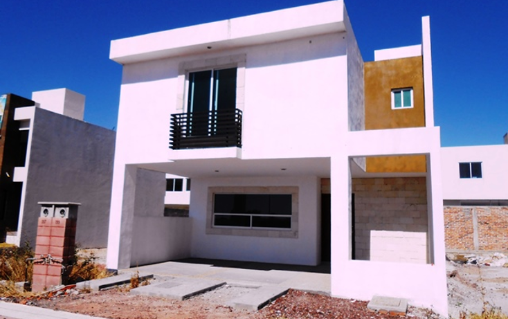 Foto de casa en venta en  , jardines del country, salamanca, guanajuato, 1195947 No. 01