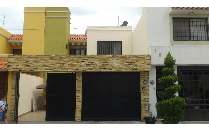 Foto de casa en venta en  , jardines del estadio, san luis potosí, san luis potosí, 1053571 No. 01