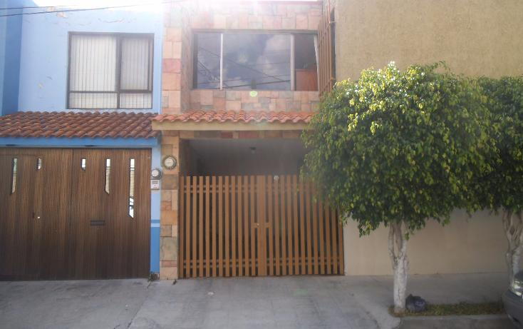Foto de casa en venta en  , jardines del estadio, san luis potosí, san luis potosí, 1661232 No. 01