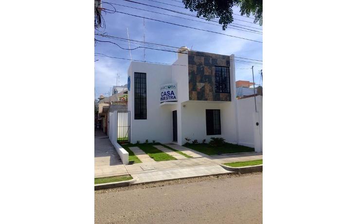 Foto de casa en venta en  , jardines del grijalva, chiapa de corzo, chiapas, 1678492 No. 01