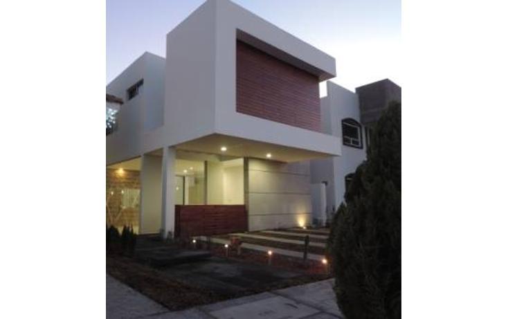 Foto de casa en venta en  , jardines del lago, aguascalientes, aguascalientes, 1418009 No. 01
