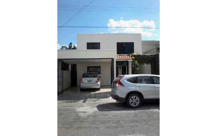 Foto de casa en venta en  , jardines del norte, mérida, yucatán, 1080487 No. 01