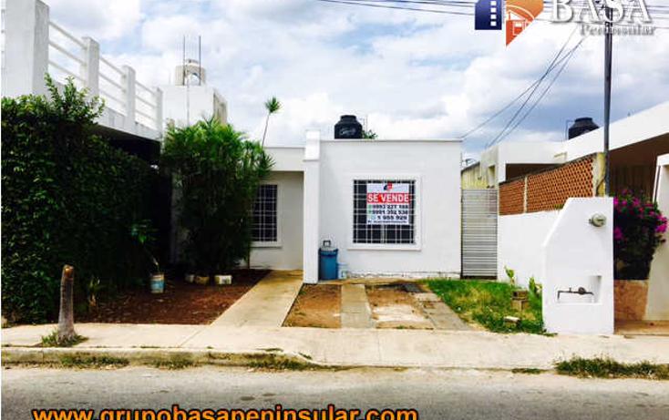 Foto de casa en venta en  , jardines del norte, m?rida, yucat?n, 1165729 No. 01