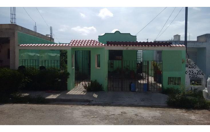 Foto de casa en venta en  , jardines del norte, mérida, yucatán, 1166497 No. 01