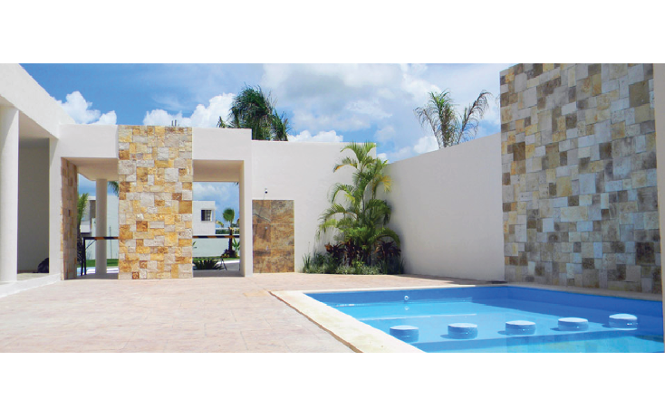Foto de casa en venta en  , jardines del norte, m?rida, yucat?n, 1201687 No. 01