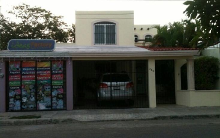 Foto de casa en venta en  , jardines del norte, mérida, yucatán, 1282849 No. 01