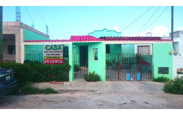 Foto de casa en venta en  , jardines del norte, m?rida, yucat?n, 2034280 No. 01