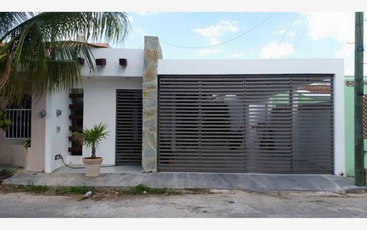 Foto de casa en venta en  , jardines del norte, m?rida, yucat?n, 2045194 No. 01
