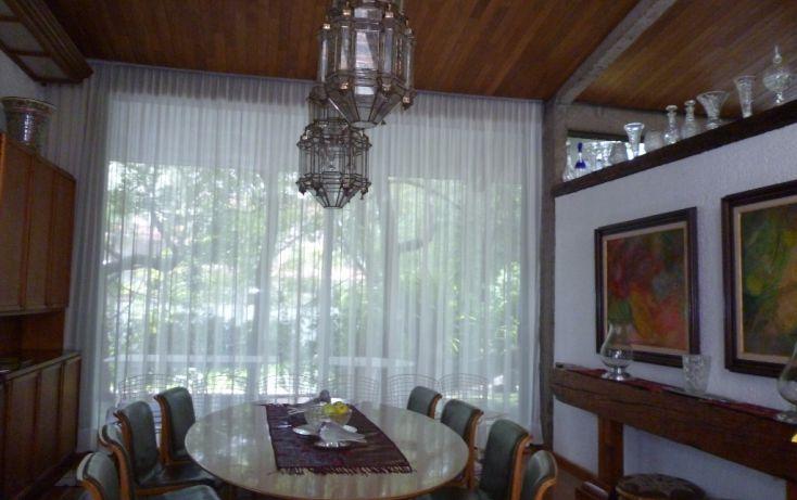 Foto de casa en condominio en renta en, jardines del pedregal, álvaro obregón, df, 1516906 no 03