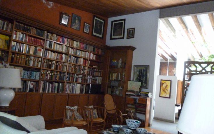 Foto de casa en condominio en renta en, jardines del pedregal, álvaro obregón, df, 1516906 no 04