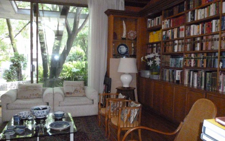 Foto de casa en condominio en renta en, jardines del pedregal, álvaro obregón, df, 1516906 no 05