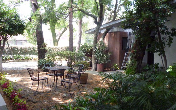 Foto de casa en condominio en renta en, jardines del pedregal, álvaro obregón, df, 1516906 no 09