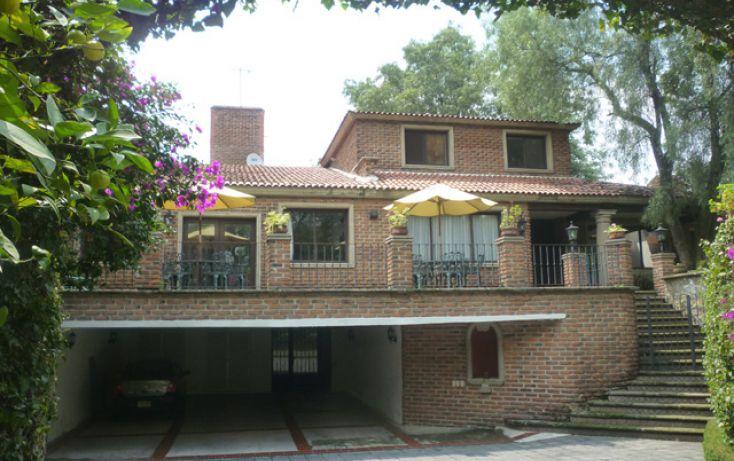 Foto de casa en condominio en venta en, jardines del pedregal, álvaro obregón, df, 1829801 no 01