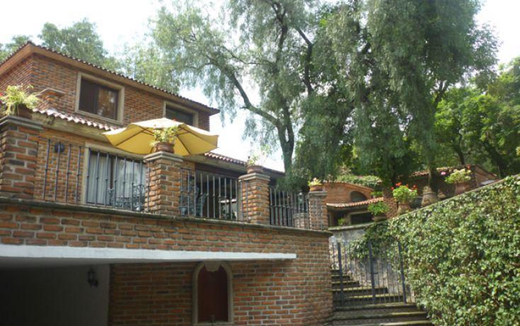 Foto de casa en condominio en venta en, jardines del pedregal, álvaro obregón, df, 1829801 no 20