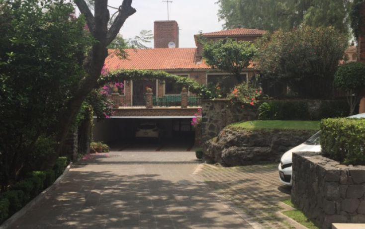 Foto de casa en condominio en venta en, jardines del pedregal, álvaro obregón, df, 1964773 no 02