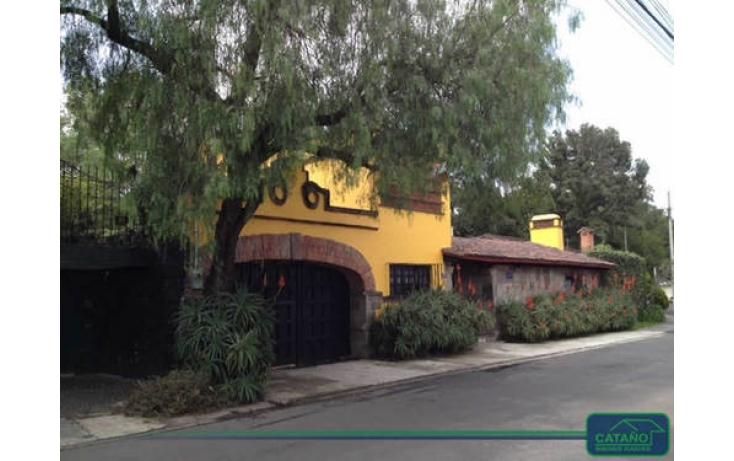 Foto de casa en venta en, jardines del pedregal, álvaro obregón, df, 658781 no 01