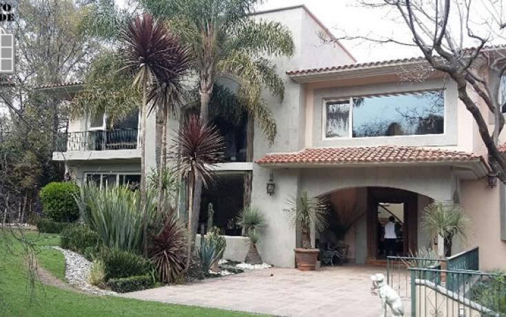 Foto de casa en condominio en venta en, jardines del pedregal, álvaro obregón, df, 795243 no 02