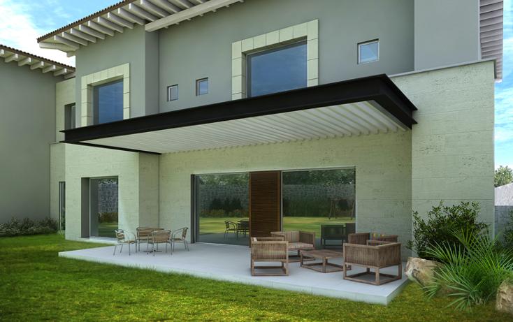 Foto de casa en venta en  , jardines del pedregal, ?lvaro obreg?n, distrito federal, 1038949 No. 01