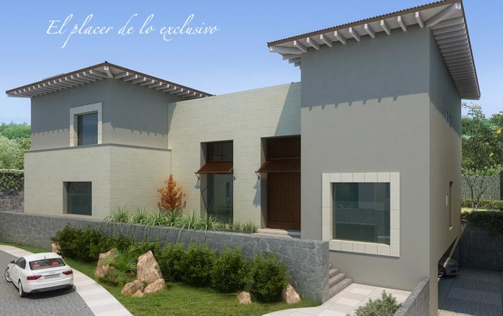 Foto de casa en venta en  , jardines del pedregal, ?lvaro obreg?n, distrito federal, 1082931 No. 01