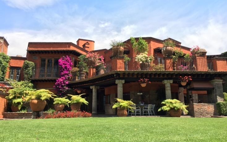 Foto de casa en venta en  , jardines del pedregal, álvaro obregón, distrito federal, 1177385 No. 01